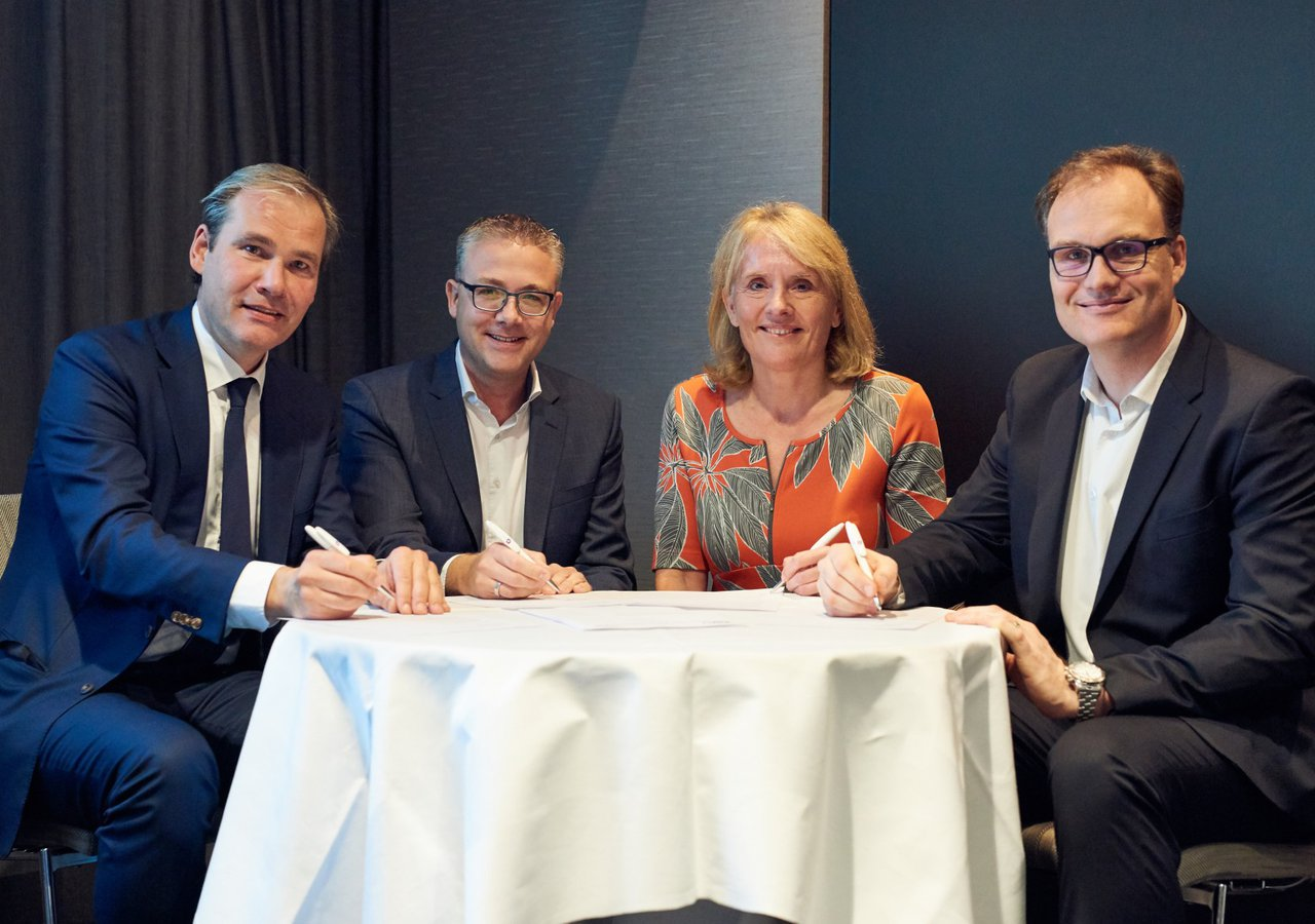 Schiphol partnering with mobile operators to develop new mobile network