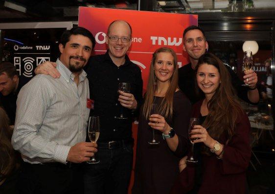 Vodafone en The Next Web presenteren Final Event IoT Challenge