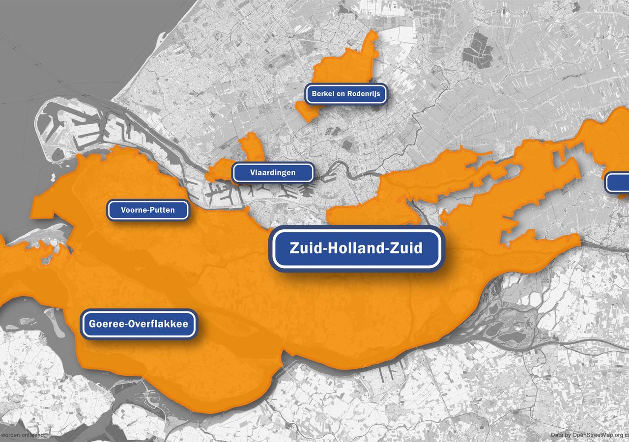 Ziggo maakt vanaf oktober kabel tv in Zuid-Holland-Zuid en Berkel en Rodenrijs volledig digitaal