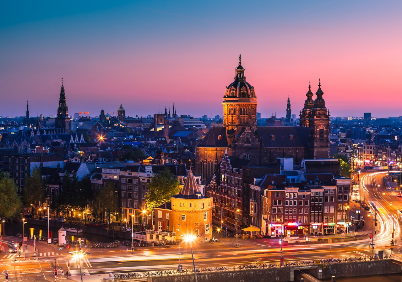 Ziggo will offer fully digital cable TV in large parts of Amsterdam as of December